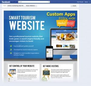 Facebook Custom Apps