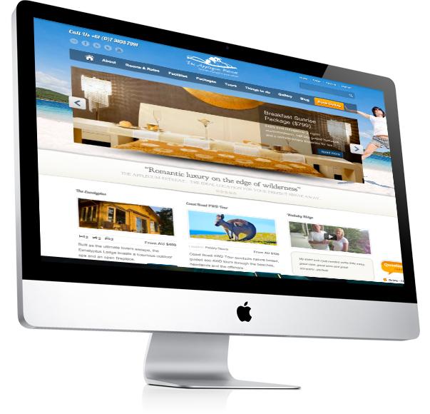 Smart Tourism Website