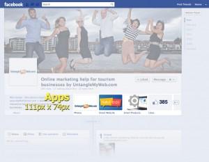 Facebook App Icons
